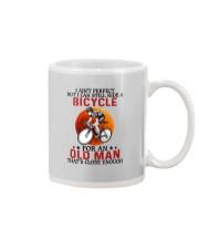 perfect cycling olm Mug tile