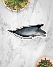 Atlantic Salmon Sticker - Single (Horizontal) aos-sticker-single-horizontal-lifestyle-front-06
