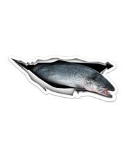 Atlantic Salmon Sticker - Single (Horizontal) front