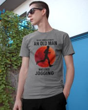 jogging old man never Classic T-Shirt apparel-classic-tshirt-lifestyle-17