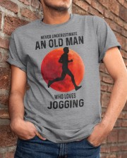 jogging old man never Classic T-Shirt apparel-classic-tshirt-lifestyle-26