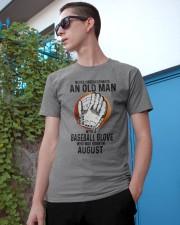 08 baseball old man Classic T-Shirt apparel-classic-tshirt-lifestyle-17