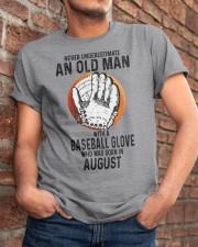 08 baseball old man Classic T-Shirt apparel-classic-tshirt-lifestyle-26
