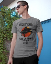 08 piano old man france Classic T-Shirt apparel-classic-tshirt-lifestyle-17