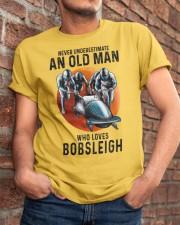 bobsleigh old man Classic T-Shirt apparel-classic-tshirt-lifestyle-26