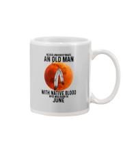 06 native old man Mug tile