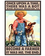 Farmer Poster 24x36 Poster front