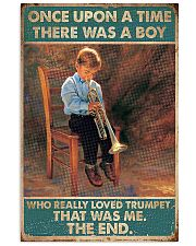 Trumpet Once Upon Poster 24x36 Poster front