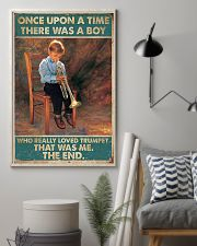 Trumpet Once Upon Poster 24x36 Poster lifestyle-poster-1