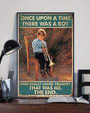 Trumpet Once Upon Poster 24x36 Poster lifestyle-poster-2