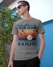 Banjo Classic T-Shirt apparel-classic-tshirt-lifestyle-17