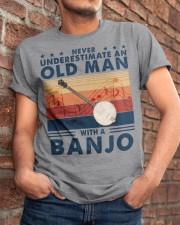Banjo Classic T-Shirt apparel-classic-tshirt-lifestyle-26