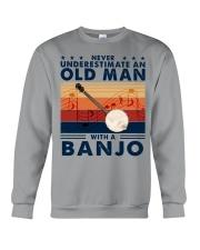 Banjo Crewneck Sweatshirt tile
