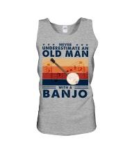 Banjo Unisex Tank tile