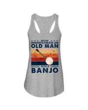 Banjo Ladies Flowy Tank tile