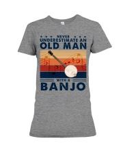Banjo Premium Fit Ladies Tee tile