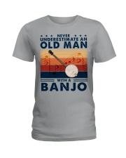 Banjo Ladies T-Shirt tile