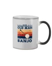 Banjo Color Changing Mug tile