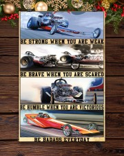 be strong drag racing 24x36 Poster aos-poster-portrait-24x36-lifestyle-20