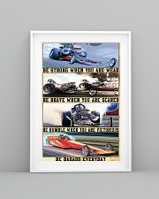 be strong drag racing 24x36 Poster lifestyle-poster-5