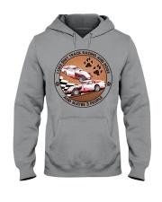 i like dog Dirt track racing Hooded Sweatshirt tile