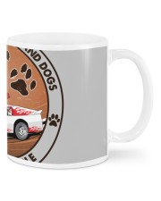 i like dog Dirt track racing Mugs tile