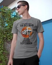 09 judo olm never Classic T-Shirt apparel-classic-tshirt-lifestyle-17