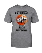 09 judo olm never Classic T-Shirt front