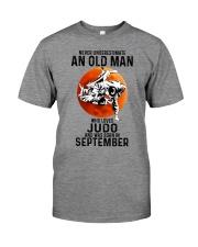 09 judo olm never Premium Fit Mens Tee tile