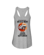 09 judo olm never Ladies Flowy Tank tile