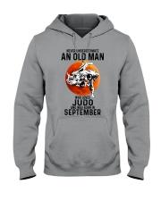 09 judo olm never Hooded Sweatshirt tile