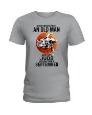 09 judo olm never Ladies T-Shirt tile