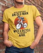 04 cycling never old man Classic T-Shirt apparel-classic-tshirt-lifestyle-26