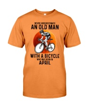 04 cycling never old man Premium Fit Mens Tee tile