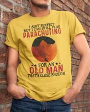 parachuting pefect olm Classic T-Shirt apparel-classic-tshirt-lifestyle-26