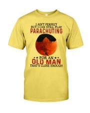 parachuting pefect olm Premium Fit Mens Tee tile