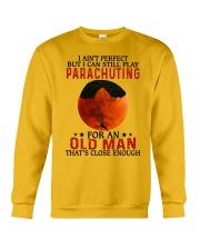 parachuting pefect olm Crewneck Sweatshirt tile