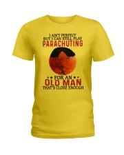 parachuting pefect olm Ladies T-Shirt tile