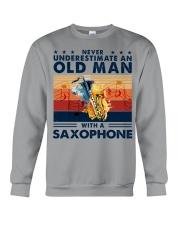 Saxophone Crewneck Sweatshirt tile