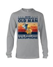 Saxophone Long Sleeve Tee tile