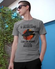 08 piano old man tbn Classic T-Shirt apparel-classic-tshirt-lifestyle-17