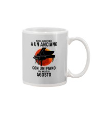 08 piano old man tbn Mug tile