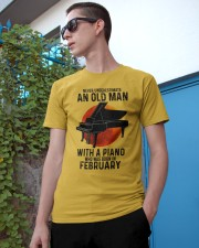 02 piano never old man Classic T-Shirt apparel-classic-tshirt-lifestyle-17