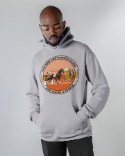 i like beer Harness racing Hooded Sweatshirt apparel-hooded-sweatshirt-lifestyle-front-09
