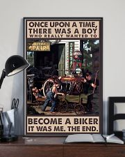 Biker Poster 24x36 Poster lifestyle-poster-2