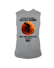 05 Cycling Old Man France Sleeveless Tee tile