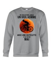 05 Cycling Old Man France Crewneck Sweatshirt tile
