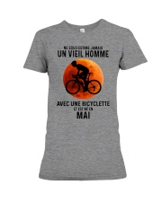 05 Cycling Old Man France Premium Fit Ladies Tee tile