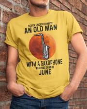 06 sax olm yl Classic T-Shirt apparel-classic-tshirt-lifestyle-26