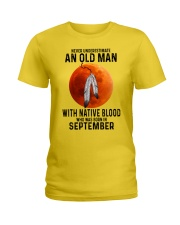 09 native olmm Ladies T-Shirt tile